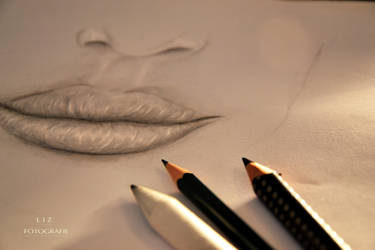 Mouth. by LizAlasca