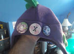 Spike hat and buttons by TheDragonWarlock