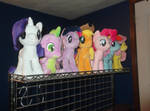 4DE plushies complete! by TheDragonWarlock