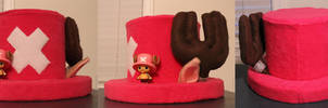 Chopper Hat by MaboroshiTira