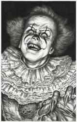 PENNYWISE by grandizer05