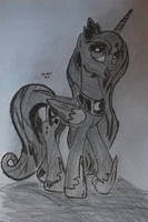 Princess Luna Cm by RestaDash