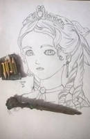 Boceto Princess Jelanda by RestaDash