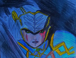 Lenneth Dark Soul Valkyrie Profile by RestaDash