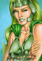 Polaris Sketch Card '09 by Dangerous-Beauty778