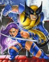 X-Men Artist Proof 2 by Dangerous-Beauty778
