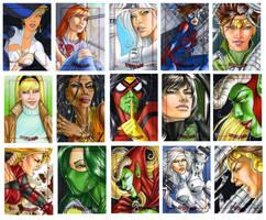 Spidery Women by Dangerous-Beauty778