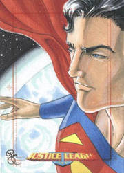 Superman JLA Archives by Dangerous-Beauty778