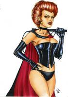 Jean Grey, Black Queen by Dangerous-Beauty778