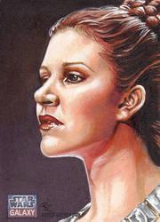 Princess Leia, Episode IV by Dangerous-Beauty778