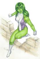She-Hulk 2012 by Dangerous-Beauty778