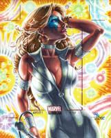 Marvel Bronze Age Disco Dazzler AP by Dangerous-Beauty778