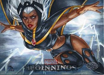 Storm, Marvel Beginnings III AP by Dangerous-Beauty778