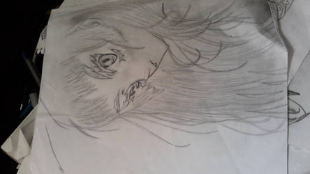 another drawing by SuperAwesomeFangirl