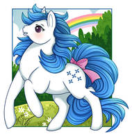 My Little Pony Majesty by Rapidashtrainer