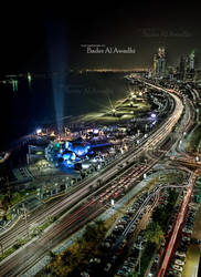 Abu Dhabi City by MnsD7