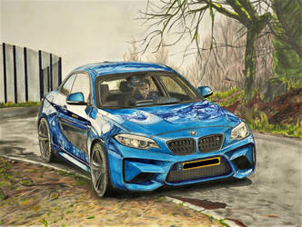 Bmw M2 by Maxxis237