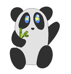 Chibi Panda by Barry-Rose
