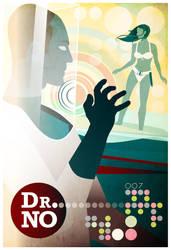 Dr No by gabrielthefuzz