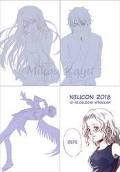 NIUCON 2018 by MikouKayu