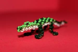 Baby Crocodile by Riemea