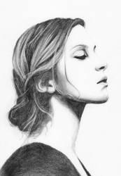 Traditional Portrait by Riemea