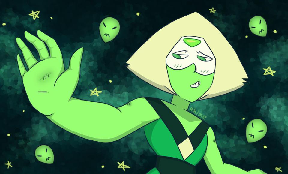 La nueva Crystal Gem