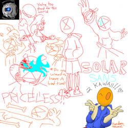 Solar sands by randommeme
