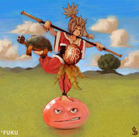 fukuri 2nd cover by funshark