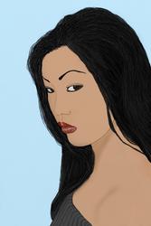 Asian beauty by FabiusWong