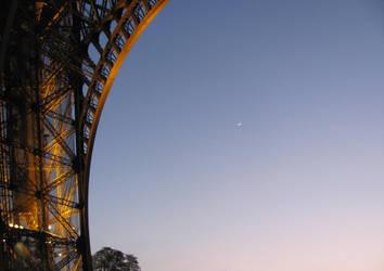 Paris,Eiffel Tower 2 by FabiusWong