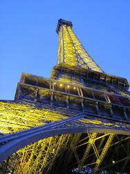 Paris,Eiffel Tower 3 by FabiusWong