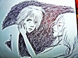 look at me... by darkclau