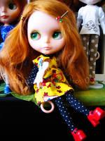 Blythe - Lottie Dottie by Keana