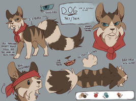 Dog ref [2017] by TheDogzLife