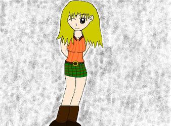 Ashley Graham by ShadowFOX714