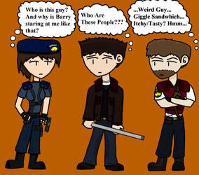 Main Characters by ShadowFOX714