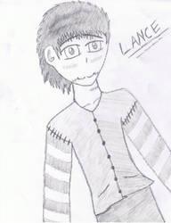 Lance 3 by ShadowFOX714
