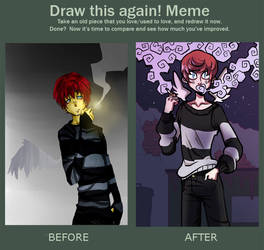 DRAW IT AGAIN 2016 by HariSaysMeh