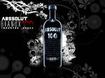 Absolut 100 PROOF by Rmin