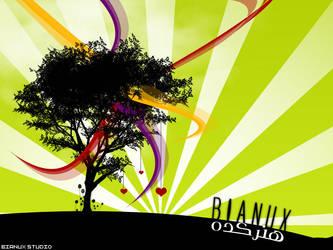 Bianux 3D Vector :D by Rmin
