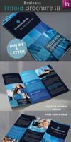 Business Trifold Brochure Vol. III by imagearea