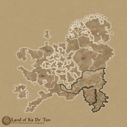 Land of Ka Po' Tun (v1) by hori873