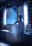 Lonely Christmas by Fantasize-Me-R93