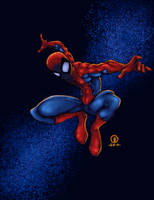 Spiderman new style by JoeyVazquez