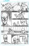 Superior Spiderman practice page three by JoeyVazquez