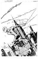 The Amazing Spider-Man by JoeyVazquez