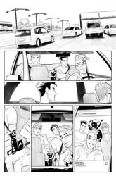 Charismagic issue 2 page preview by JoeyVazquez