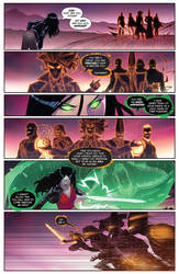 Charismagic issue 3 preview page 2 by JoeyVazquez