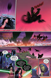 Charismagic issue 3 preview page 3 by JoeyVazquez